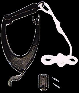 Leinen-Einfädler für Deckwasch-Satz
