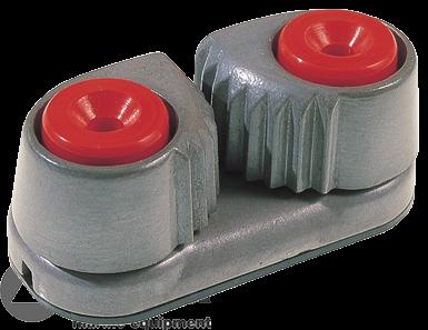 Schotklemme Nylon Ohne Bügel Für Leine 5-14mm, Lochabstand 37mm