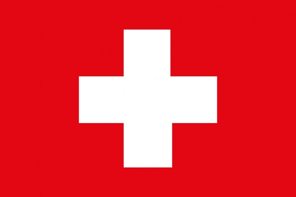 Schweizer Flagge 70x100cm