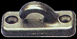 Kunststoff Mehrszweckshaken Schwarz