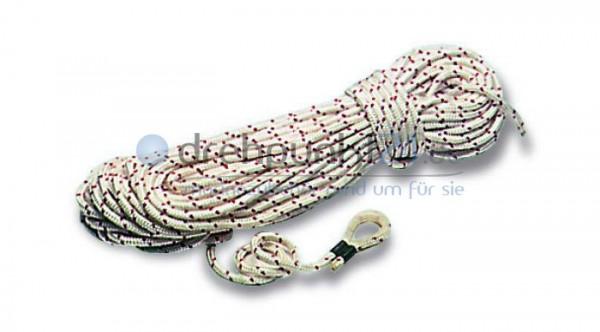 Festmacherleine Polyester mit Nylonkausche