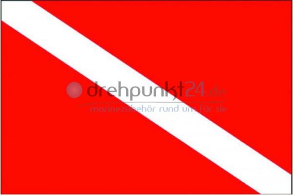 Taucher Signalflagge
