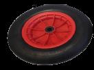 """Komplettes Rad für Transporträderkit Ibis"""" max. 150kg ( 069305 )"""""""