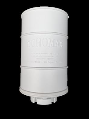 Echomax EM230 Midi Radarreflektor ( Basemount ) ohne NIRO Bügel Weiss