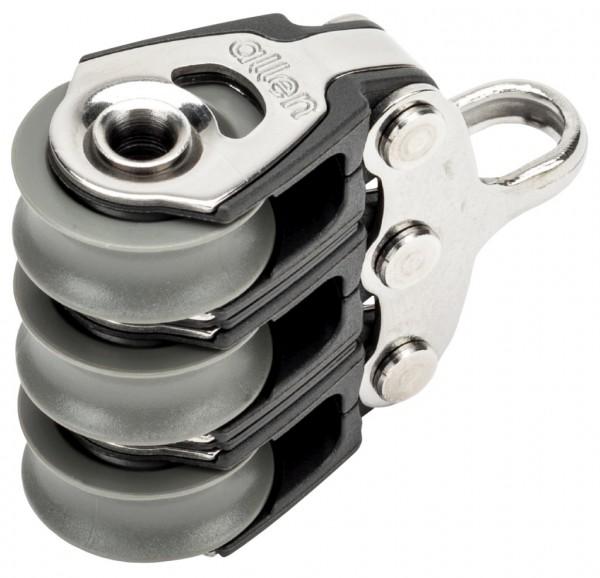 20mm Plain Bearing Triple Block