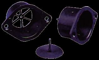 Selbstlenzer mit Rückhaltegummi Ø35x38mm