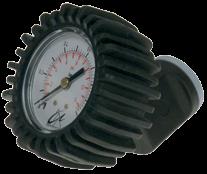 Handmanometer für Schlauchboot