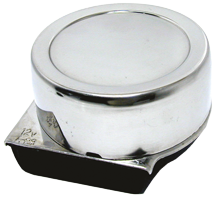 NIRO Elektromagnetische mini Signalhornsatz Zweiklang 2xØ82mm 12V