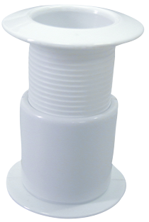 """Kunststoff Drahtdurchmesser ( schraub ) Ø1-1/4 L=48-75mm Flansch 54mm Innenmaß 30mm"""""""