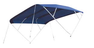 Aluminium Sonnen-Top Modell Sixty 295x260x130cm