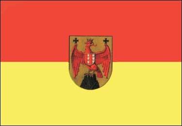 Burgenland Flagge 20x30cm