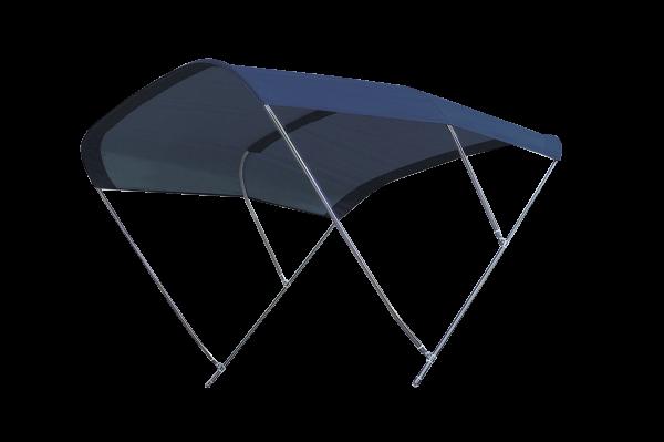 NIRO Sonnen-Top Modell Biminox 185x200x140cm