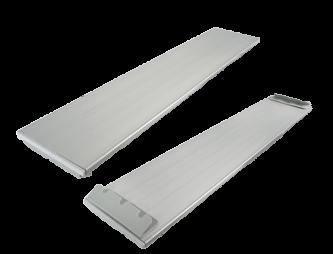Aluminium Sitzbrett ( 100cm ) für allpa Schlauchboot 420
