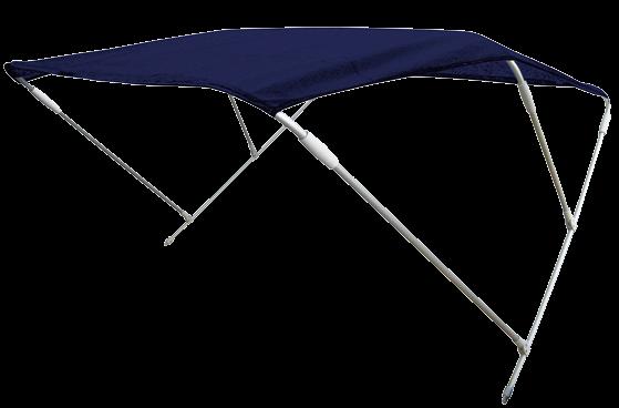 Aluminium Sonnen-Top Modell Wilma 3 Streben