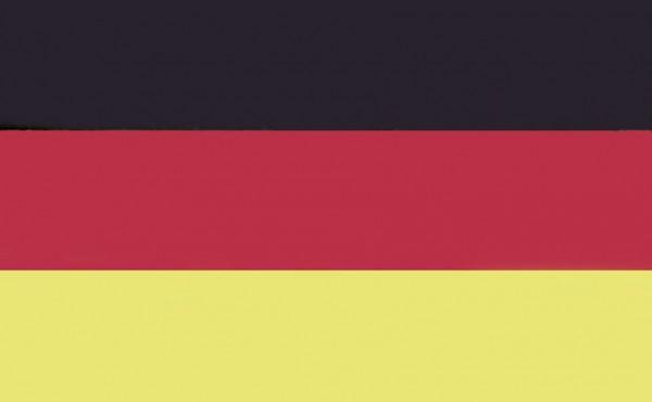 Deutsche Flagge 30x45cm