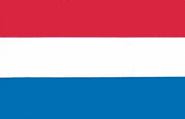 Holländische Flagge 30x45cm