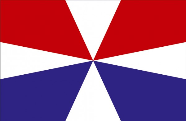 Geuze Flagge 20x30cm