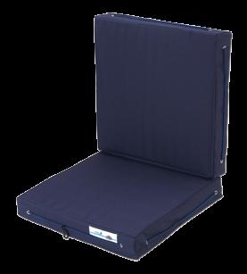 Klappstuhl- & Liegestuhl Modell Royal King Blau