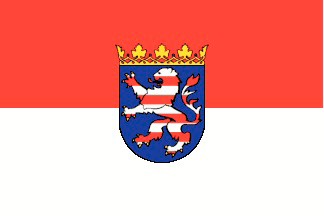 Hessen Flagge 20x30cm