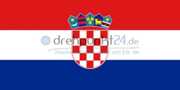Landesflagge Kroatien
