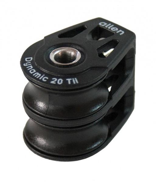 20mm DYNAMIC Doppel-Kugellager-Schlaufenblock