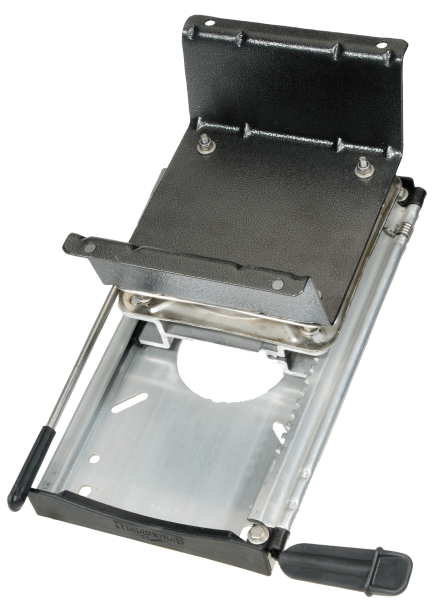 Aluminium Universeller Schlitten für Bootstuhl ( 12-Positionen )