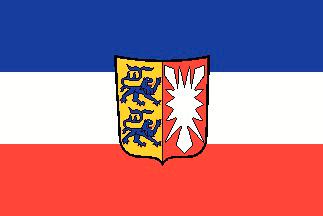 Schleswig-Holstein Flagge 20x30cm